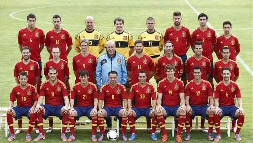 spanje europees kampioen voetbal 2012