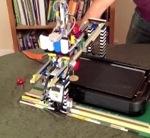 Pannenkoeken, machine, Lego