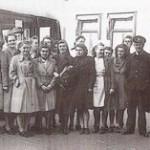 Julianakolonne in 1945