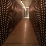Kunst in de kelder van het Rijksdaggebouw