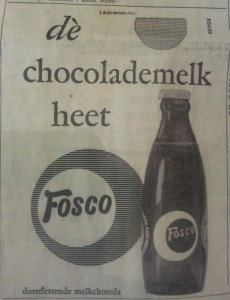 Dè chocolademelk heet Fosco - small