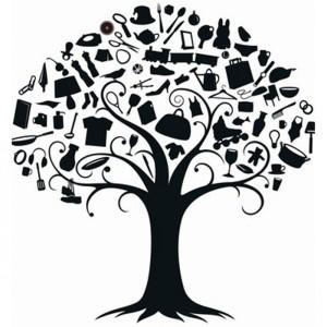 De boom van V&D 2007