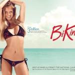 Geen reclame voor een bikini – leer lezen en schrijven