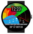wearable instaweather app