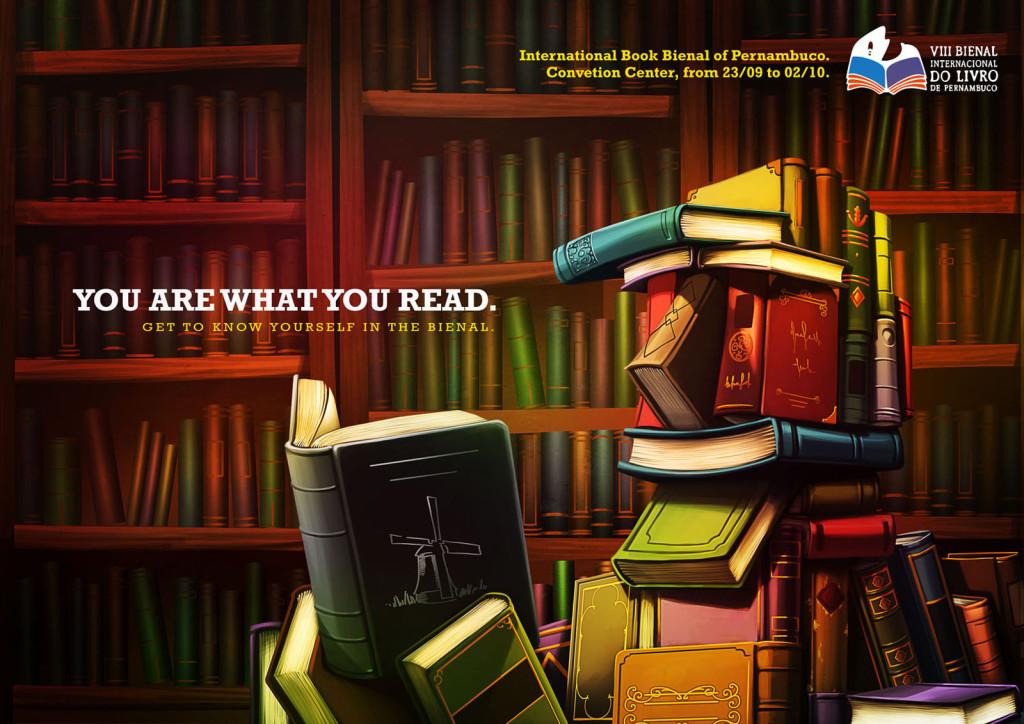 Je bent wat je leest 1