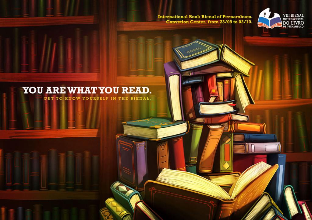 Je bent wat je leest 2