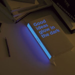 Glow-in-the-dark-boek