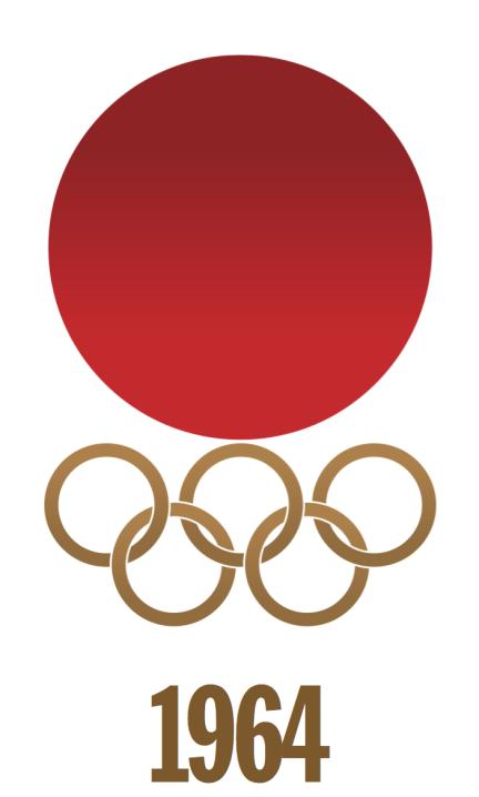 Tokyo Olympische Spelen 1964