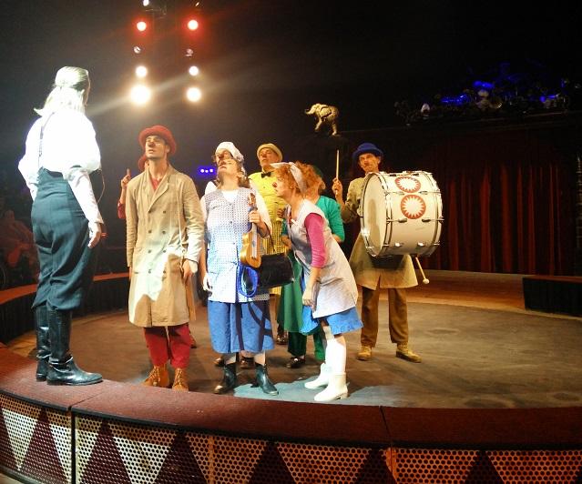 Circus CliniClowns
