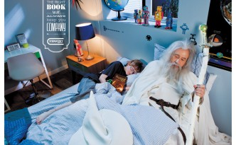 the right book will keep you company steimatzky gandalf