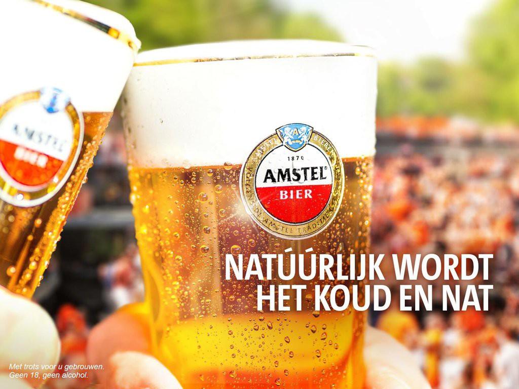 inhaker Koningsdag 2016 Amstel