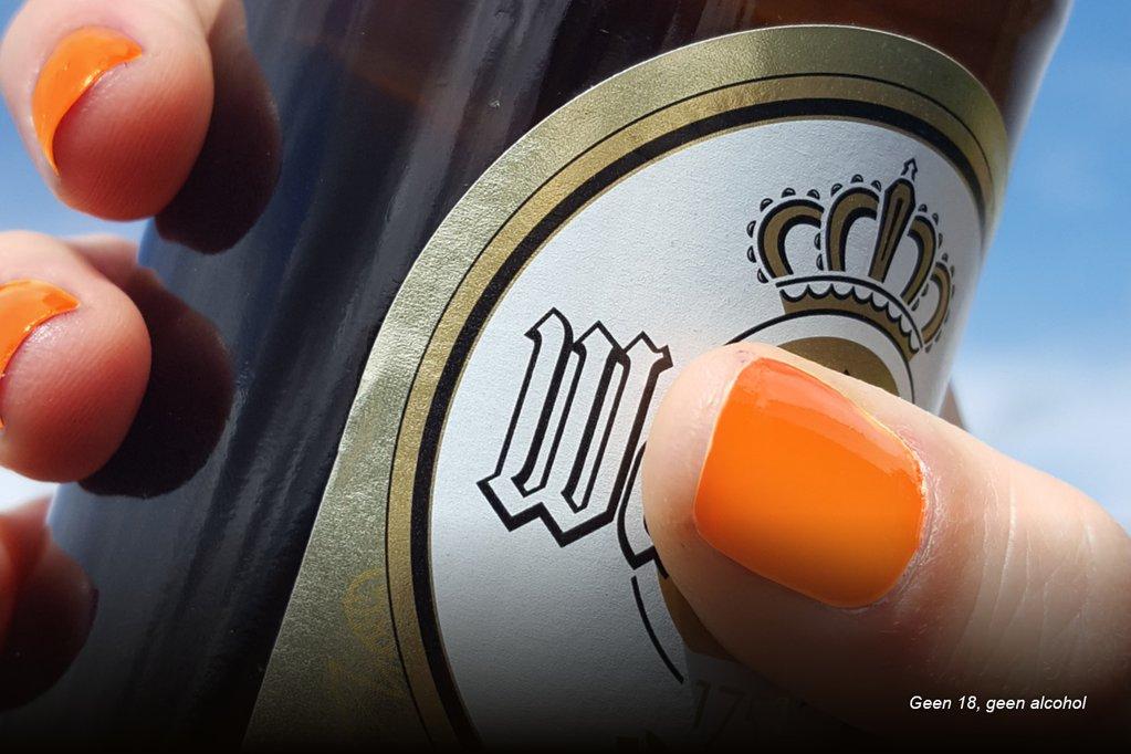 inhaker Koningsdag 2016 Warsteiner