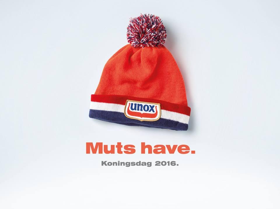 inhaker koningsdag 2016 Unox
