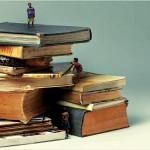 Onderwijs is de enige manier. Doneer boeken.
