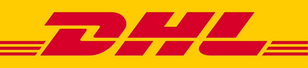 logo DHL streep erdoor