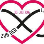 Zug der Liebe 2016