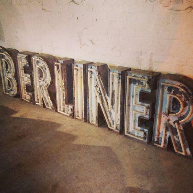 Berliner, Buchstabenmuseum