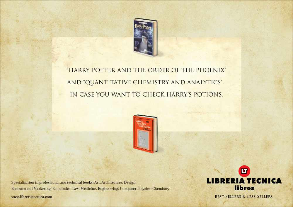 Libreria Tecnica Harry Potter and the order of the phoenix and quantitative chemistry and analytics