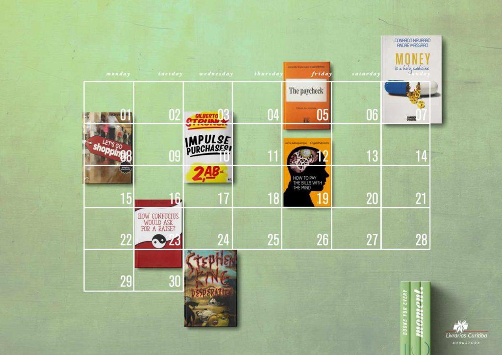 Month books Livrarias Curitiba