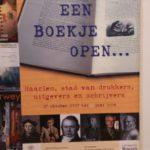 Haarlem. Een boekje open…