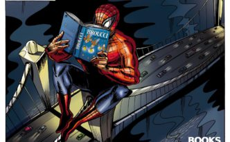 Books more and more spiderman