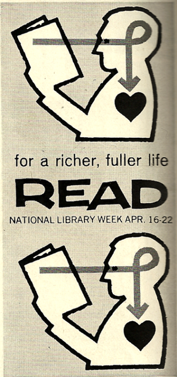 Read 1961. For a richer fuller life read