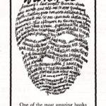 Advertenties, van vroeger, voor boeken