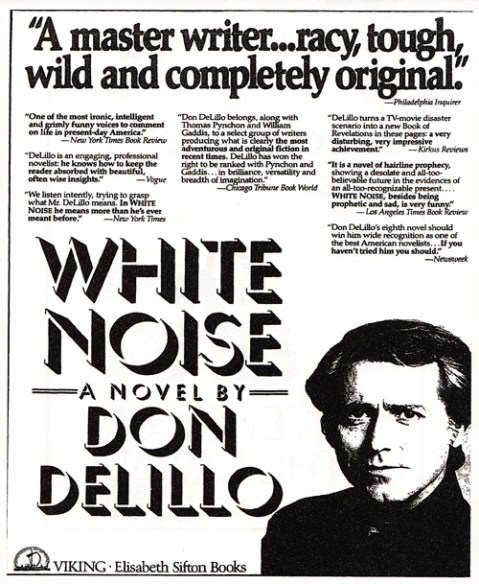 1985 don delillo white noise