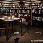 Koffie in de bibliotheek en goede ideeën