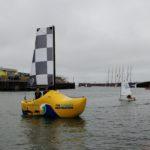 Dag 2 Volvo Ocean Race in Den Haag