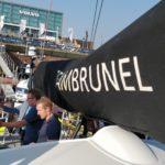 Een rondleiding op de Brunel