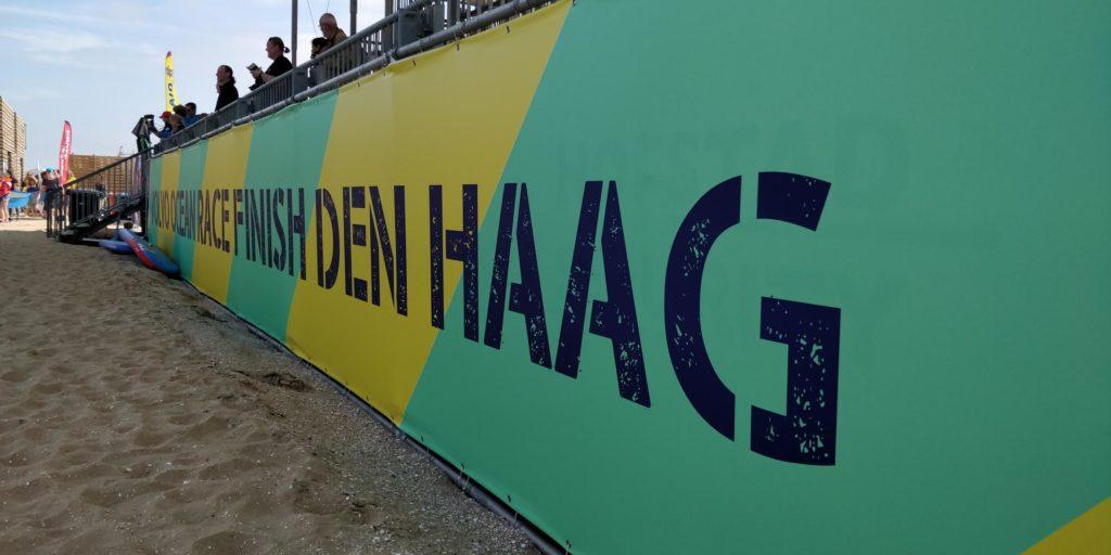 Finish Volvo Ocean Race Den Haag Scheveningen 2018