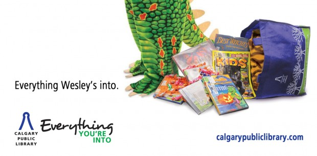 everything you're into calgary public library