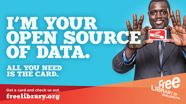 i am your open source of data freelibrary