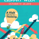 Bibliotheekweek Ontario 2018