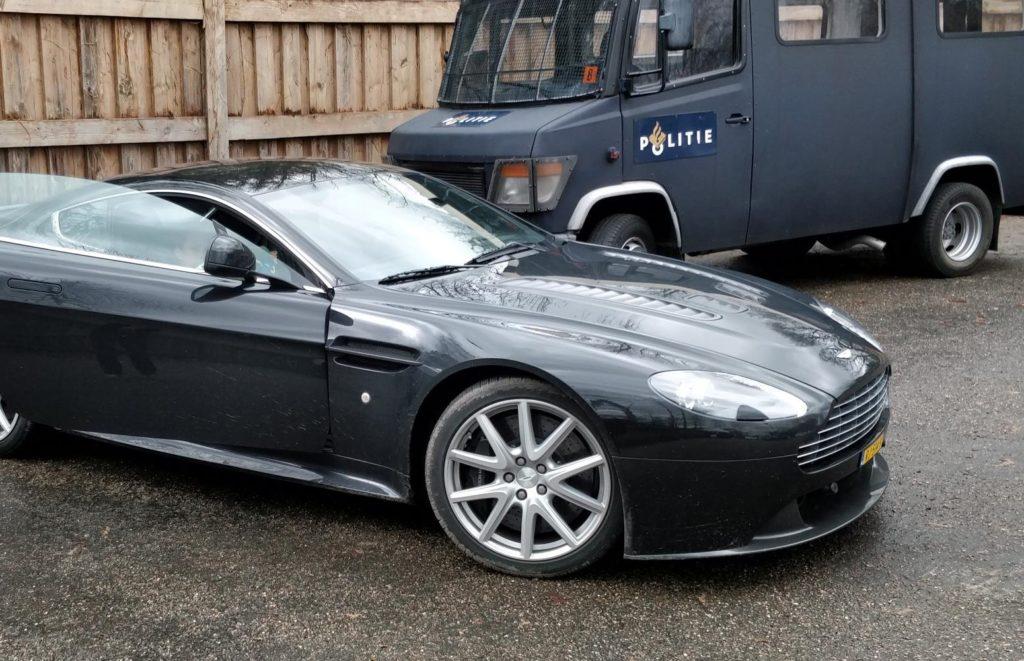 Aston Martin Opkikkerdag