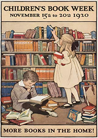 children's book week 1920