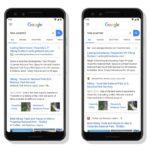 Nieuwe look voor de Google-SERP