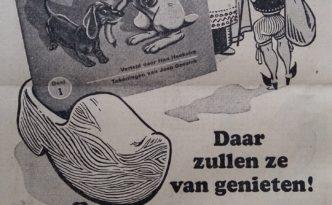 Sinterklaas_advertentie DE koffie lezen