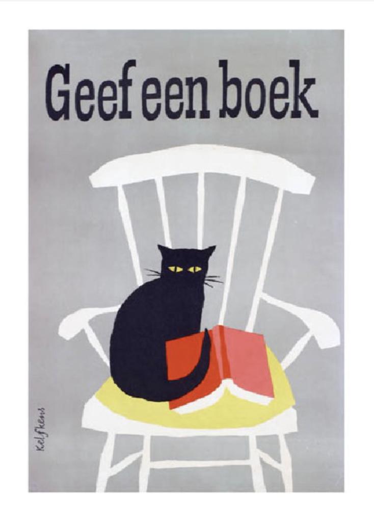 Geef een boek Kees Kelfkens