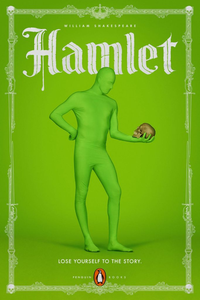 lose yourself to the story penguin Hamlet Shakespeare