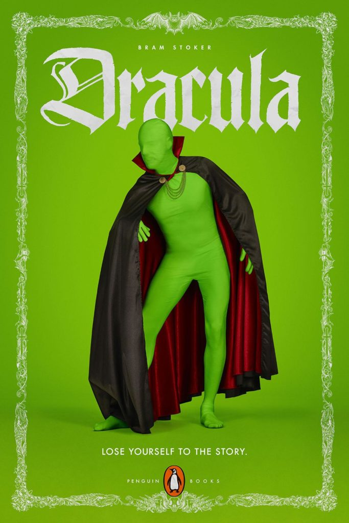 lose yourself to the story penguin dracula