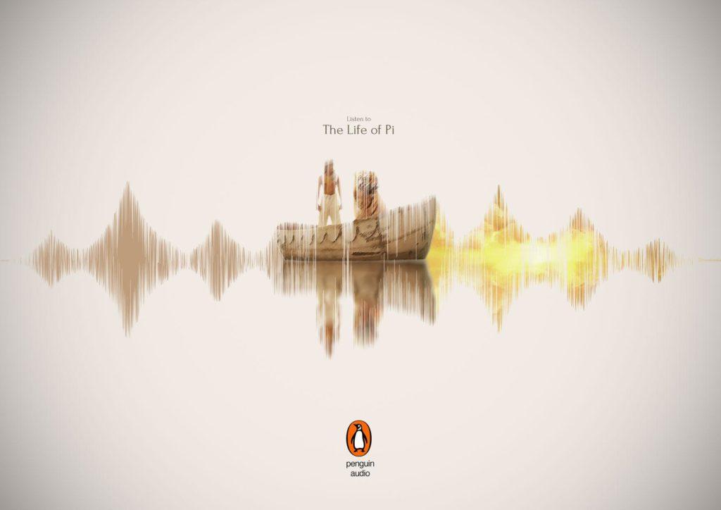 penguin audio book life of pi