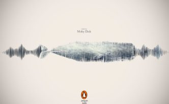 penguin audio book moby dick