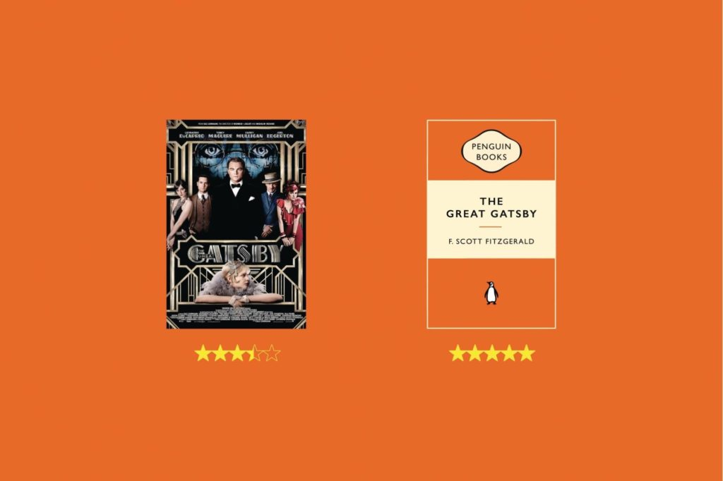 penguin the great gatsby