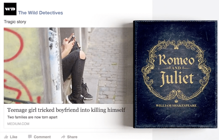 the-wild-detectives-bookstore-litbait-romeo and juliet
