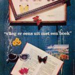 Vlieg er eens uit met een boek