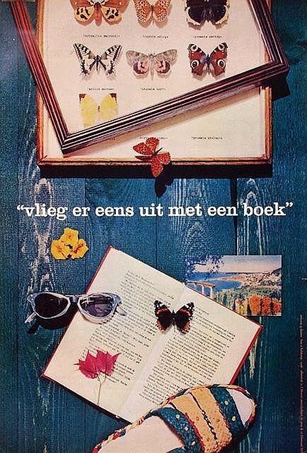 wernars vlieg er eens uit met een boek