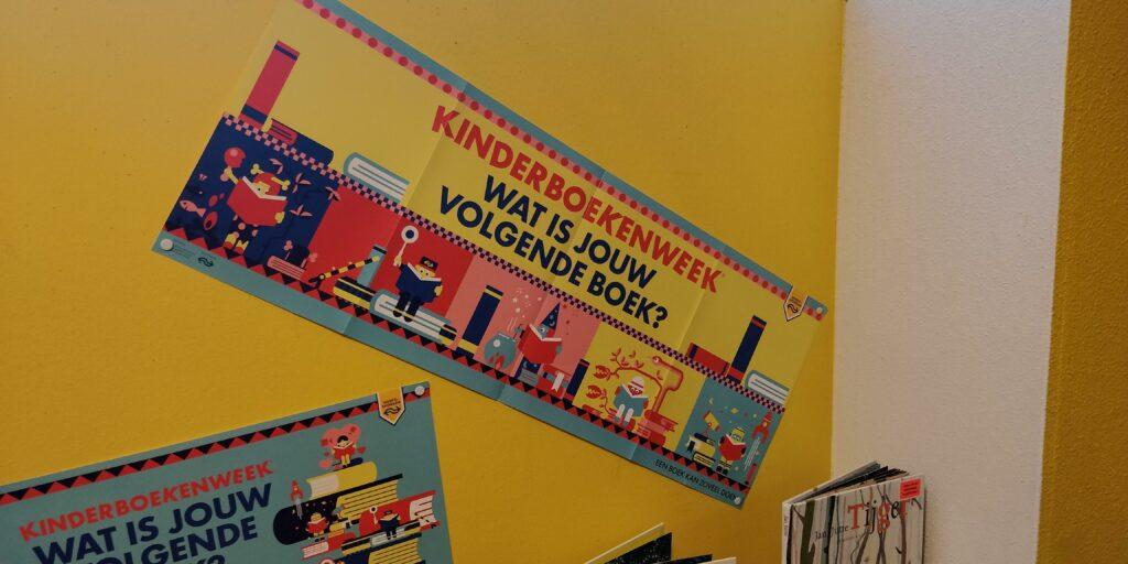 Kinderboekenweek 2020 wat is jouw volgende boek