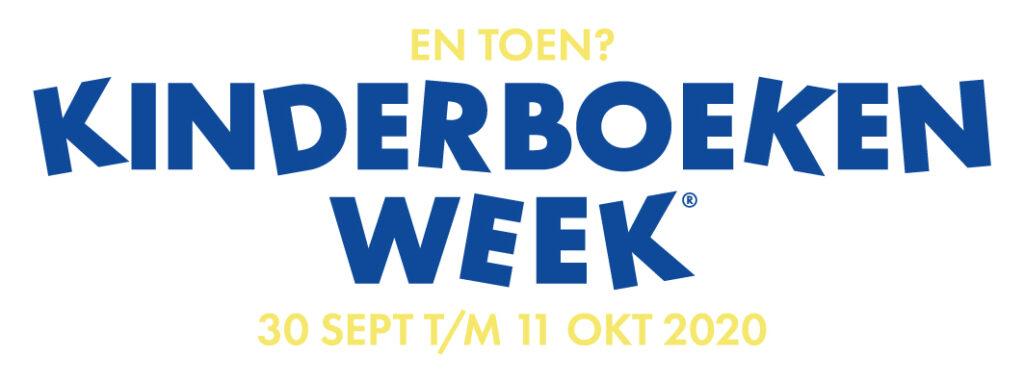 Logo Kinderboekenweek 2020
